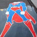 Fotocall de superman