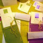 Invitaciones de boda personalizadas únicas
